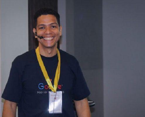 Ivan Briceño Lider regional Google Maps