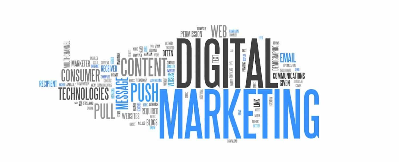 Cursos de Marketing digital
