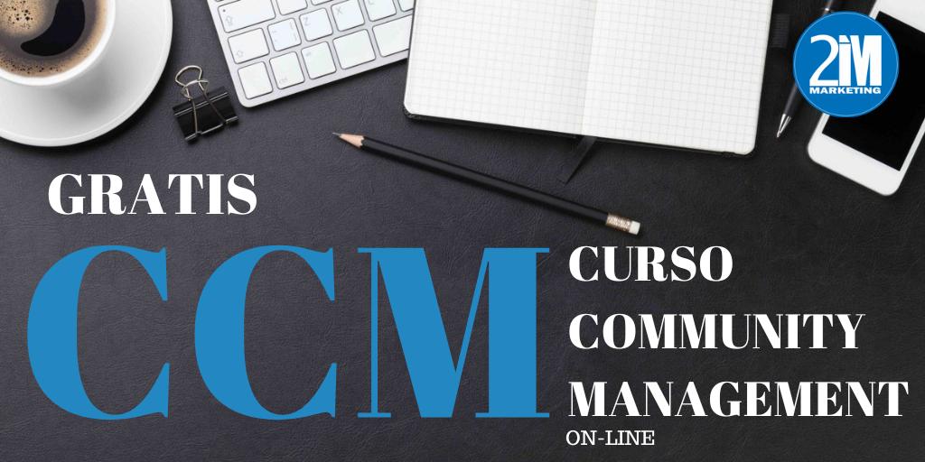 curso gratis de community manager
